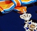 Lei Hensels – Lid in de Orde van Oranje-Nassau