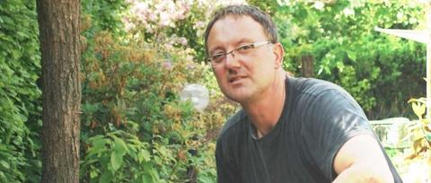 Nieuw bestuurslid: Serv Crutzen