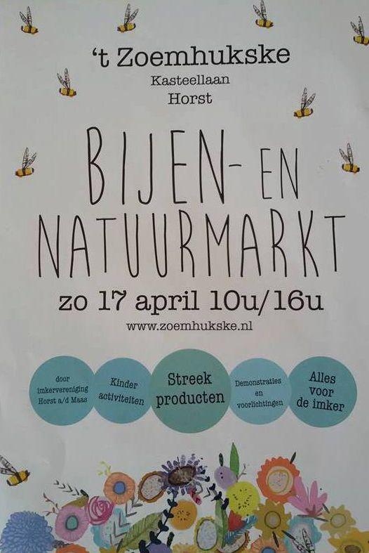 Bijen- en natuurmarkt  Horst
